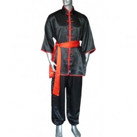 TENUE KUNG FU MANCHES...