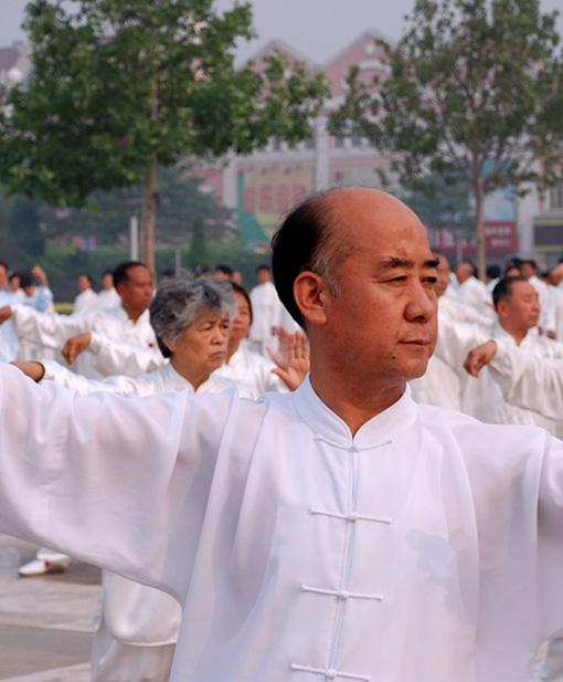 Tenue Taichi - Qi Gong